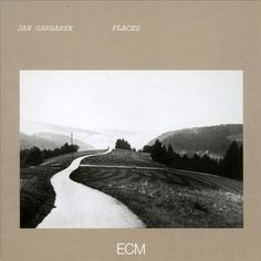 Jan Garbarek - Places Vinyl LP April 7 2017 Pre-order