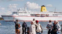 """Traumschiff: Die """" MS Deutschland"""" fährt 2016 wieder"""