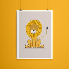 Nasze plakaty będą niebanalną dekoracją każdego wnętrza. Lion Poster, Baby Shower Gifts, Gift Ideas, Shower Gifts, Baby Shower Favors
