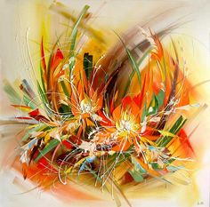 Home Decoration Design Ideas Oil Painting Flowers, Abstract Flowers, Oil Painting Abstract, Hand Painted Canvas, Canvas Wall Art, Wall Art For Sale, Flower Oil, Online Painting, Online Shopping