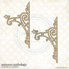 Blue Fern Studios: New at Blue Fern Studios - Autumn Anthology!