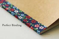 ways to bind notebooks - Google Search