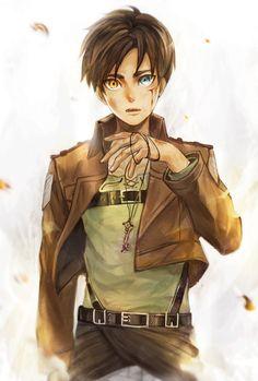 Eren - L'attaque des Titans
