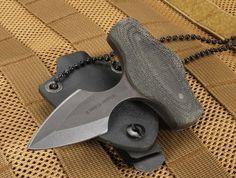 Winkler Knives Push Dagger - Caswell and Micarta
