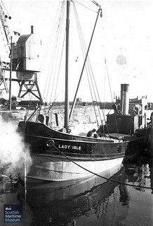 Lee Van Cleef, Old Boats, Love Pictures, Life Drawing, Fishing Boats, Locomotive, Sailing Ships, Scotland, Father