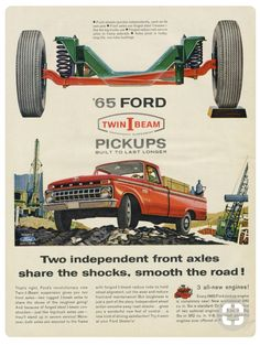 1965 Ford Pick-Up Truck