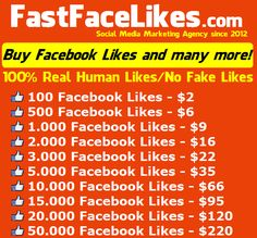 www.FastFaceLikes.com - Buy Cheap and Real Facebook Likes, Instagram and Twitter Followers, YouTube Views and Subscribers and many more!  #socialmedia #socialmediamarketing #facebookmarketing #facebook #digitalmarketing #instagram #instagrammarketing #twitter #twittermarketing #seo #marketing #youtube #youtubers #youtubemarketing