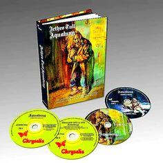 Jethro Tull, Progressive Rock, Box, Cover, Musica, Snare Drum