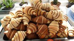 Mäkučké dvojfarebné rožteky: Perfektné na raňajky, desiatu aj ku kávičke!