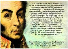 Ana Zulay Delgado: Simon Bolivar