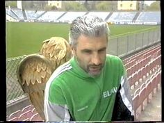 1991: Hans Krankl wachsen als Rapid Wien Trainer Flügel Trainer, Football Players, Number, Soccer Players