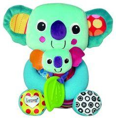 Lamaze Cuddle and Squeak Koalas #baby #holidays #gifts #YoYoHotToys