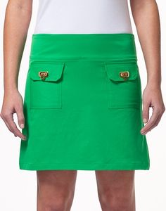 Kate Skort : Green. Fairway Fox