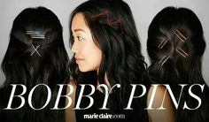 Awesome Bobby pin hair designs