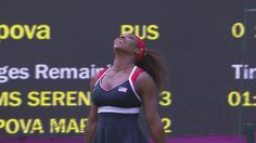 Serena Williams Wins Women's Singles Gold - London 2012 Olympics (+playl...