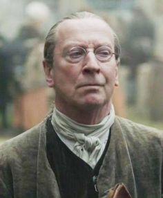 Bill Paterson as Ned Gowan   Outlander on Starz