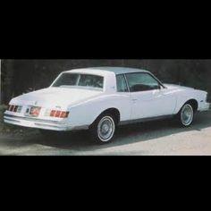1979 chevy Monte Carlo