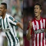 Copa Libertadores: Por el Grupo 7, Estudiantes igualó con Atlético Nacional en Colombia
