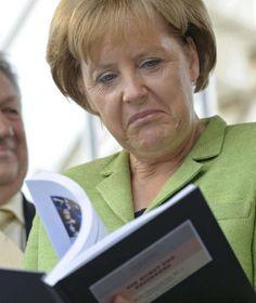 Pannen-Präsente für Angela Merkel | Wer schenkt der Kanzlerin denn sowas? - Politik Inland - Bild.de