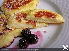 Quark-Rosinen-Plinsen, ein sehr leckeres Rezept aus der Kategorie Dessert. Bewertungen: 52. Durchschnitt: Ø 4,5.