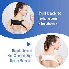 verkauft, Invisible Back Posture Orthotics - Gesundheit und Fitness Natural Health Remedies, Herbal Remedies, Health Benefits, Health Tips, Shoulder Posture, Fitness Tips, Health Fitness, Yoga Fitness, Fitness Memes