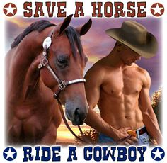 Rodeo Cowboys | item name save a horse ride a cowboy item 17687 transfer type highlite ...