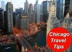 Travel tips for Chicago. Including things to see and do and where to stay, eat and explore