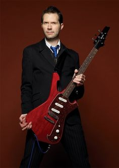 Paul Gilbert is possibly the nicest guitar god ever.