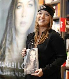 Adamari Lopez wearing the RAMONA headband