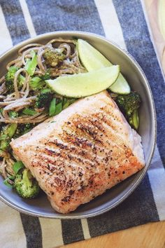 You won't believe how fast and easy this salmon recipe is. The secret? A sous-vide!