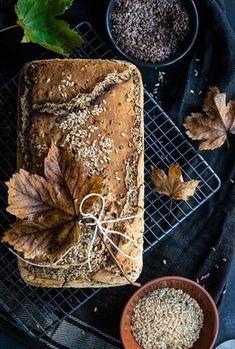 Saveurs de Hygge : comme une odeur de pain frais (et de Smørrebrød) - Recette de pain de seigle au levain
