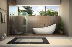 Bathroom layout pictures