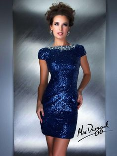 Mac Duggal Couture- Would be a great a great appearance gown.