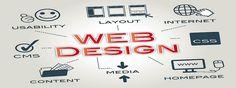 Web design encompasses many different skills