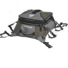 Kayak bag. Mounts to the deck and can hold a substantial amount of fishing gear. Perfect for the fresh/saltwater angler.