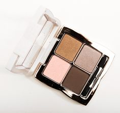 Flower Beauty Foxy Browns Shadow Play Eyeshadow Quad Review, Photos, Swatches($9.98 for 0.21 oz.)