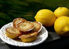 Citron och kokosformar