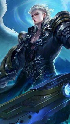 Wallpaper HD Zilong Mobile Legendsis free HD Wallpaper Thanks for you visiting Wallpaper mobile legend android\/ios HD part 2 All in gadget. Mobile Wallpaper Android, Mobile Legend Wallpaper, Hero Wallpaper, Wallpaper Keren, Bruno Mobile Legends, Miya Mobile Legends, Mobiles, Alucard Mobile Legends, Moba Legends