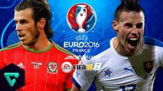 Prediksi Wales vs Slovakia, 11 Juni 2016
