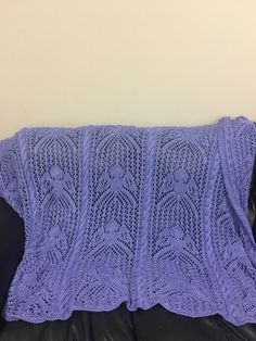 Picture 1 of 7 Another blanket donated 2 my friend Barbara today Tested by furry blankie stealer Enjoy by Knitting Projects, My Friend, Lace Shorts, Blanket, Pictures, Women, Fashion, Moda, Photos