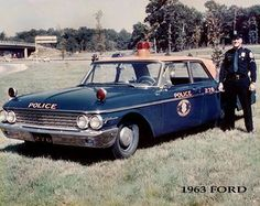 Police Cars & Other interesting things Old Police Cars, Ford Police, Police Patrol, Police Officer, Emergency Vehicles, Police Vehicles, Tactical Medic, Radios, Nassau County
