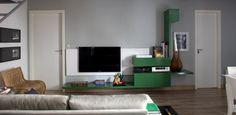 TV vira item decorativo quando o projeto é bom; inspire-se nessas 19 ideias - UOL Estilo de vida