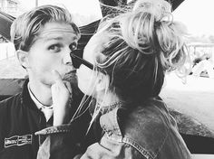 Pin for Later: Kaley Cuoco and Her New Boyfriend Get Silly in Their Latest Instagram Snap