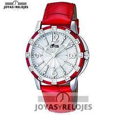 ⬆️😍✅ Lotus 15745/2 😍⬆️✅ Colosal Modelo de la Colección de Relojes LOTUS ➡️ PRECIO  € En Oferta Limitada en 😍 https://www.joyasyrelojesonline.es/producto/lotus-157452-reloj-analogico-de-cuarzo-para-mujer-con-correa-de-piel-color-rojo/ 😍 ¡¡Edición limitada!! Compralo en https://www.joyasyrelojesonline.es/producto/lotus-157452-reloj-analogico-de-cuarzo-para-mujer-con-correa-de-piel-color-rojo/