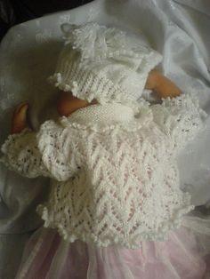 kadiejade knitting pattern No 67 by Kadie Jade - 3-6 mos