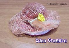 #15 Barattolo + Cappello Tappo