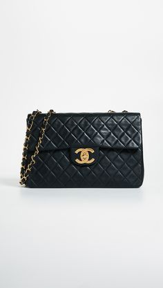 5099b0994027 Chanel Jumbo 2.55 Shoulder Bag. Quilted LeatherDust ...