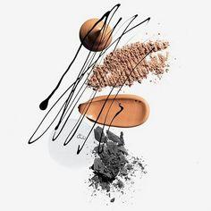 When makeup meets art by Martin Vallin