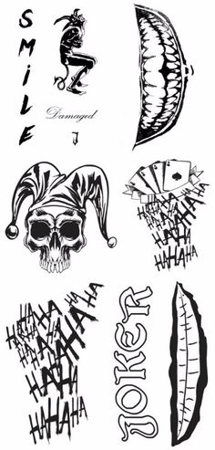 tatuajes del guason jared leto