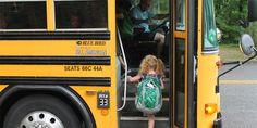 Children Safety in School Buses